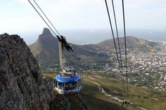 Do it all on a family trip to Cape Town