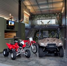 what every family should have in their garage
