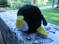 Penguin ~ Free Amigurumi Pattern