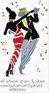 Bolero Deze serie van Ty Wilson, helemaal leuk! 93x175
