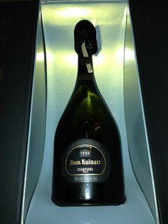 Champagne Dom Ruinart vintage 1996