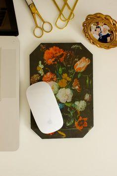 Como hacer un pad para tu mouse