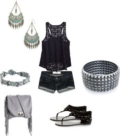 """Everyday 8"" by haley-anderson-1 on Polyvore"