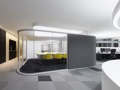 Ippolito Fleitz Group has completed the design of a new office space for international real estate and development consultancy Drees & Sommer.