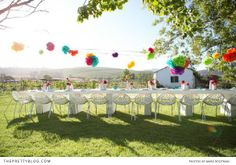 Mexican 30th Birthday Bash   {Styled Shoots}   The Pretty Blog