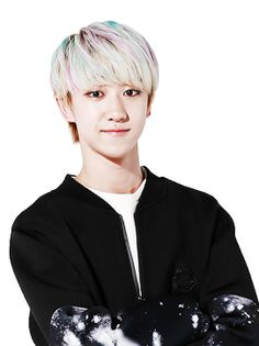 Seventeen - The8 is it just me or does he look like chanyeol, just the eyes tho