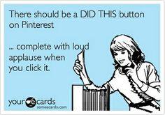 Haha!!! Pinterest Addiction