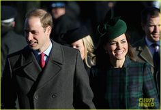 Kate Middleton & Prince William: Christmas Day Service with Prince Harry! | kate middleton prince william christmas day service with prince harry 15 - Photo