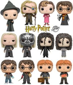 sur balai #54 AUTHENTIQUE Harry Potter Pop Vinyl Figure-Ron Weasley