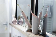 Różowy Philips Sonicare http://spadental.pl/irygator-do-zebow-airfloss-philips-sonicare-rozowy-885