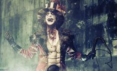 freak show costumes for boys   Evil Ringmaster Costume!   Boo La La Costumes