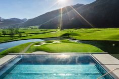 Sportresidenz Zillertal: Hole in one - LIFESTYLEHOTELS Golf Hotel, Hotel S, Extreme Activities, Traditional Saunas, Going For Gold, Relaxation Room, Mountain Bike Trails, Spa Design, Infrared Sauna
