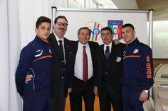 Viareggio Cup 2015 - Rappresentativa Serie D - Conferenza stampa di presentazione