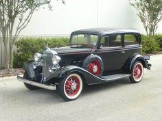 1933 Chevrolet 150 Sedan