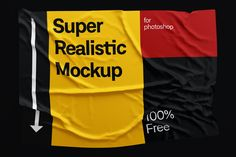 Great for branding presentations. Use this mockup for all sorts of presentations. You can present your logo, poster or any other your project. Thanks to in Photoshop, your print will look perfect on the folds Sketch Free, Brand Presentation, Shirt Print Design, Marca Personal, Shirt Mockup, Tool Design, Cover Design, Design Design, Logo Nasa