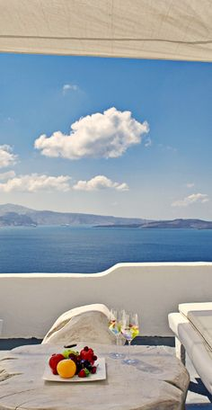 #Jetsetter Daily Moment of Zen: Andronis Luxury Suites in Santorini, #Greece