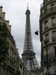 Paris, 2004 and 2007