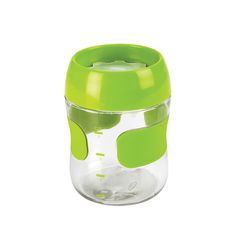 I refuse to have a 4 year old who cant drink out of a regular cup. This cup trains kids how to drink from a big cup...with a bit of help!