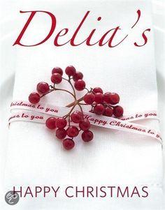 Delia's Happy Christmas  inkijkexemplaar