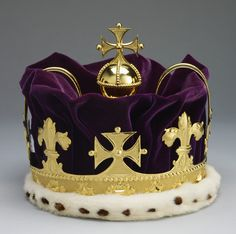 1728 British Prince of Wales's coronet in the Royal Collection, UK , the coronet to be worn by the heir apparent to the Crown (usually the Prince of Wales) Royal Crown Jewels, Royal Crowns, Royal Tiaras, Royal Jewelry, Tiaras And Crowns, Sparkly Jewelry, Jewellery, British Crown Jewels, Royal Collection Trust