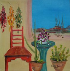 Southwestern art - Love the various colors of the Southwest