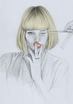 Illustrations by Jenny Mortsell