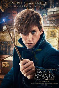 Click to View Extra Large Poster Image for Fantastic Beasts and Where to Find Them
