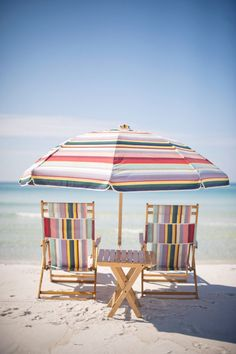 Rainbow furnitures really brings the Summer to summer holidays!