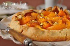 Apricot Tart.