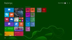 Windows 8.1 Fabrika Ayarları'na Sıfırlamak