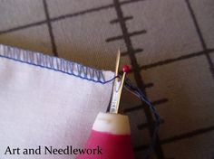 How to Easily Remove Serger Stitches, Step by Step – Learning Sewing   BurdaStyle.com