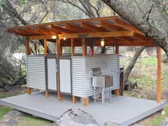 Outdoor glamping shower and toilt facility Camping has reinvented itself and … Outside Toilet, Outdoor Toilet, Outdoor Baths, Outdoor Bathrooms, Outdoor Pool, Outdoor Spaces, Outdoor Decor, Brick Oven Outdoor, Glamping