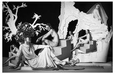 L'artiste Rachel Feinstein s'associe avec Victor Demarchelier | Numéro Magazine