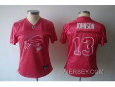 http://www.vjersey.com/women-nfl-buffalo-bills-13-johnson-pinkjohnson2011-fem-fan-top-deals.html WOMEN NFL BUFFALO BILLS #13 JOHNSON PINK[JOHNSON][2011 FEM FAN] TOP DEALS Only 17.62€ , Free Shipping!