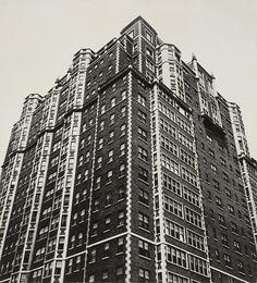 Harry Callahan. Chicago. c. 1951