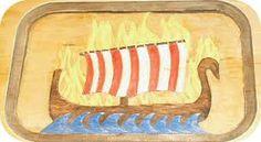 RINGHORN É o grande navio do deus Balder. Dentro dele é colocada a pira que consome o corpo do deus depois que este é morto pelas maquinações de Loki.