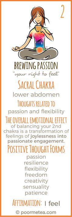 Sacral Chakra Healing 7 Days 7 Chakras Tea Mediation Series #poormetea #chakra #chakrateameditations #7days7chakras #sacralchakra