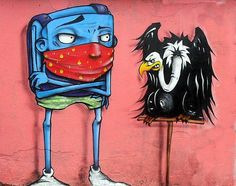 IGNOTO Street art of Sao Paulo