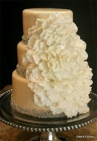 perfect for a wedding cake