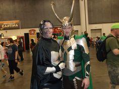 Malekith and Loki