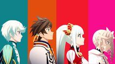 Tales Of Zestiria The X Anime Wallpaper #1217- wallpaperhitz.com