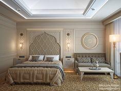Home Interior Wall .Home Interior Wall Hotel Room Design, Luxury Bedroom Design, Bedroom Bed Design, Home Interior Design, Interior Paint, Moroccan Decor Living Room, Moroccan Bedroom, Moroccan Interiors, Master Bedroom Interior