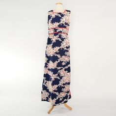 Abstract Maxi Dress M/L now featured on Fab.