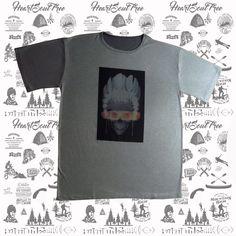 ADVENTURE APACHE Camiseta Masculina.