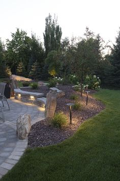 Landscape U0026 Wall Lighting   Silver Stone Landscaping