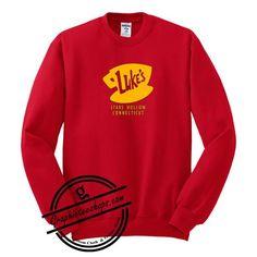 Luke's Diner sweatshirt