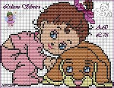 Arts and embroidery sun: Baby reasons Graphics Beaded Cross Stitch, Cross Stitch Baby, Cross Stitch Embroidery, Cross Stitch Patterns, Stitch Doll, Bobble Stitch, Pixel Crochet Blanket, Stitch Cartoon, Baby Frame
