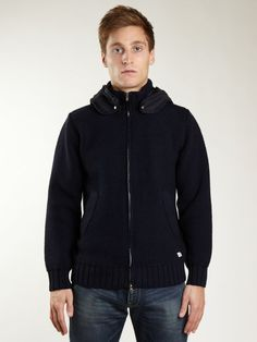New Season Knitwear from CP Company | Dapper Dude Designer Clothing | Mens Fashion Blog