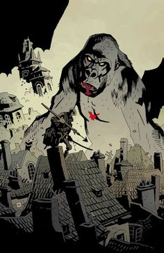 BALTIMORE: DR. LESKOVAR'S REMEDY #1 Cover by Mike Mignola