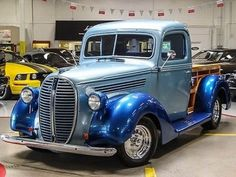Ford : Other Pickups PickUp Truck 1939 Ford Pickup Truck STREET ROD - http://www.legendaryfind.com/carsforsale/ford-other-pickups-pickup-truck-1939-ford-pickup-truck-street-rod/